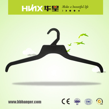 HBP012 Wholesale Large Clothes Display Hangers Plastic Hook Hanger