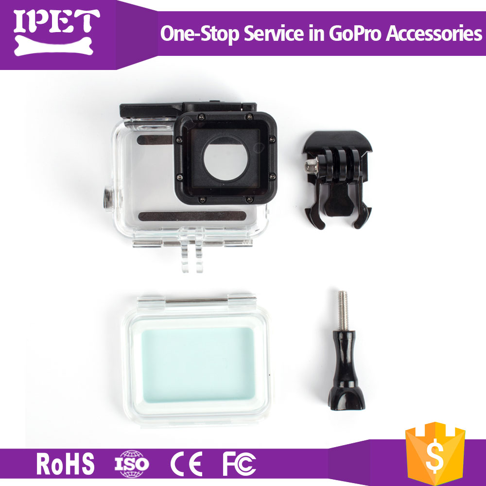 Gopros heros 5 Waterproof case for Gopros heros 5, 60M waterproof grade