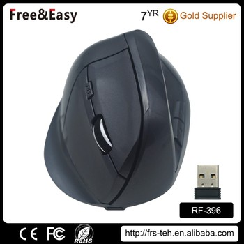 Wholesale 5D Optical USB 2.4ghz Wireless Ergonomic mouse