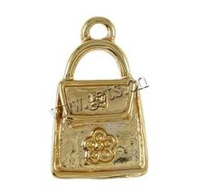 Zinc Alloy Handbag Dooney And Bourke Awl Leather Handbag 738271