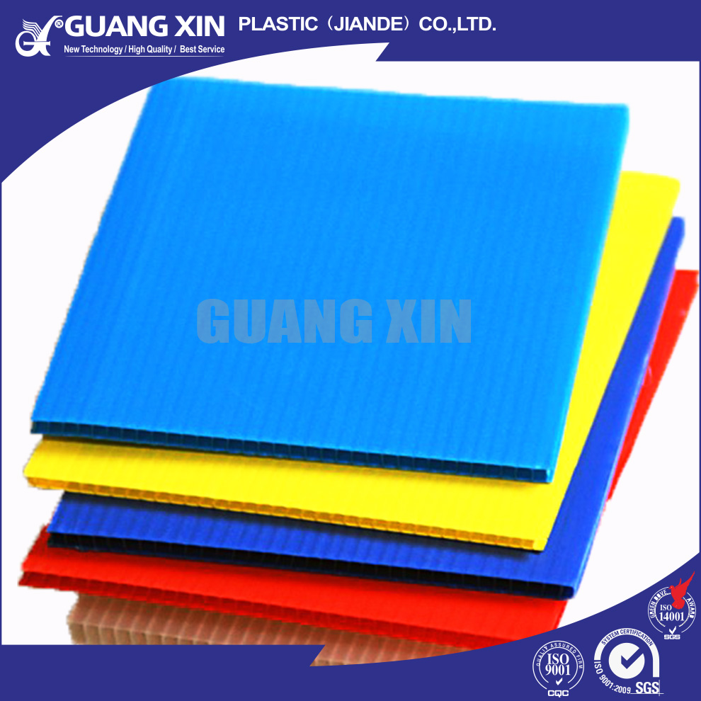 Light weight/Hard stiffness 1.5mm plastic sheet