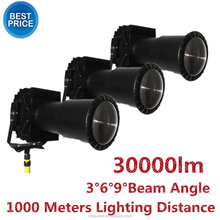 1000Meters Long Range Boat Led Search Spotlight for Police E quipment