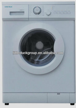 6kg front loading washing machine with electronic controller