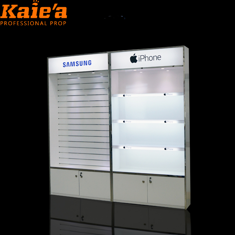 20 years experience Mobile cell phone accessories display rack
