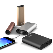 2016 Travel gift!! 5200mah Compact and Stylish Power Bank USB Charger for iPhone, Samsung Galaxy, HTC and more