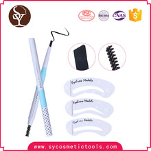 Fashion cheap permanent waterproof eyebrow pencil