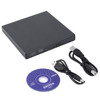 Portable External Slim USB 2 0