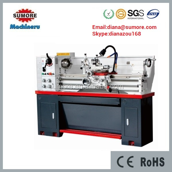 metal turning precision manual heavy duty lathe machine price SP2112
