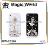 3d bling girl mobile phone
