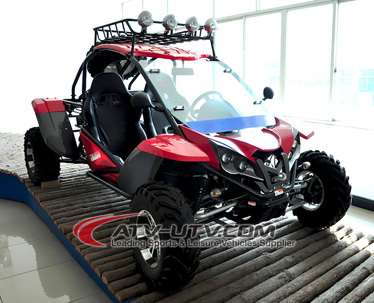 Off Road 4x4 Go Karts with Trailer ball (GC1100-1)