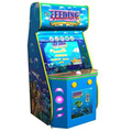 Elong arcade video game machine, redemption games, coin operated game machine amusement