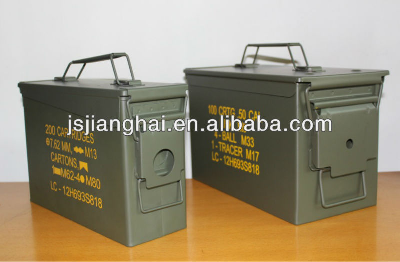 military equipment of M2A1 AMMO CAN