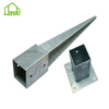 Hot Dipped Galvanized Post Anchor