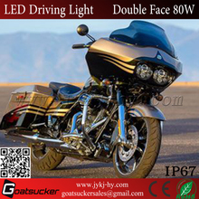"5.6"" 40W*2 round headlight for motorcycle, harley motorcycle led headlight"