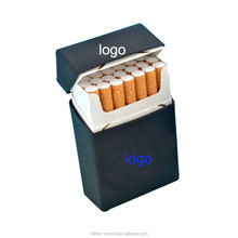 Promotional Gift King Size Tobacco Cigarettes Silicon Case Pack Holders