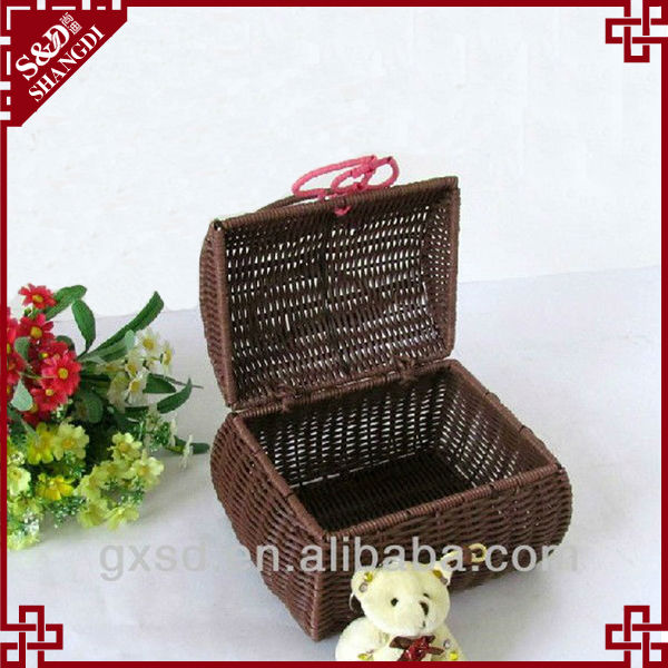 S&D new design handmade wedding cake card boxes