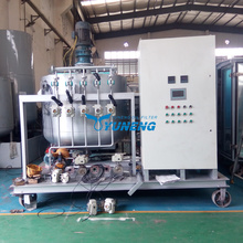 3 Ton's per day Lube oil lubricant oil blending machine , oil mixing plant