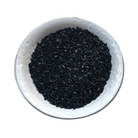 China Manufacturer Granular Powder Coconut Shell Activated Carbon Price Per Ton