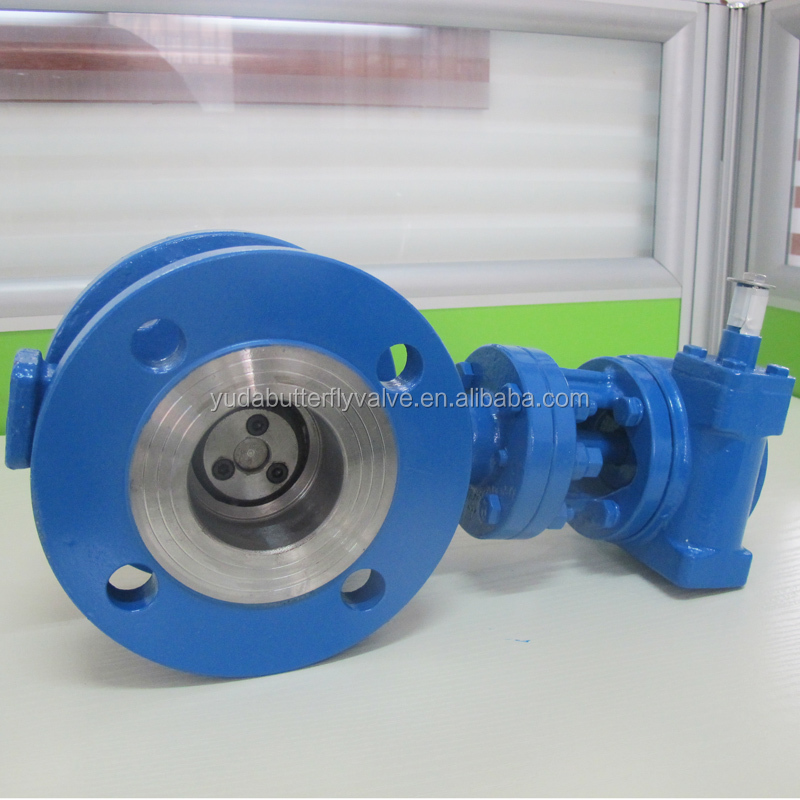 Manual dn50 pn16 butterfly valve for <strong>gas</strong>