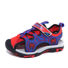 2017 new style spider sandal shoes boys amazon e-business supplier
