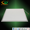 Home Flat Lighting Lamp 595*595*9MM Size 3 Years' Warranty 3240LM Silver Frame LED Ceiling Panel Light 600x600 36W