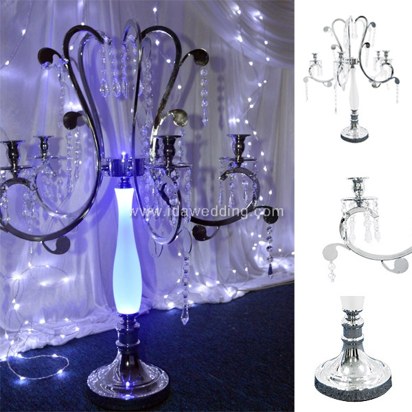 Ida black candelabra wedding centerpieces idach15 buy for Buy wedding centerpieces