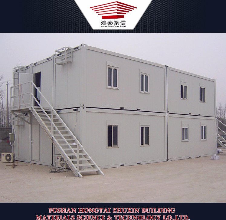 EPS Panel China Prefab Prebuilt Container House for Sale