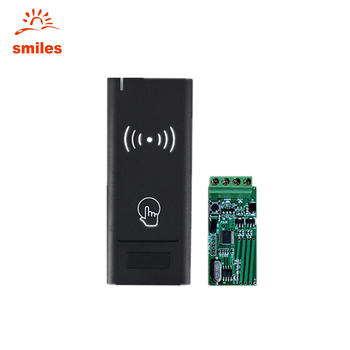 Weatherproof 13.56MHz RFID Wireless Reader With Wiegand Interface For Door Access Control System