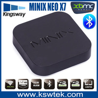 cheapest quad core android tv box minix neo x7