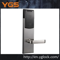 Electronic hotel door lock key card system price