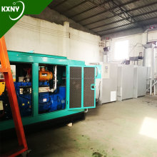industrial diesel engine generator natural gas genset for outdoor work