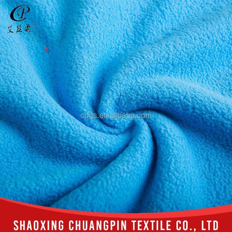 100% polyester factory sale soft touch fleece fabric sheep