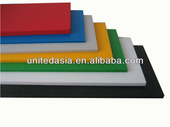 furniture pvc foam board 8mm thickness