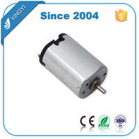 strong torque overloaded 3v dc motor washing machine with high quality and low price