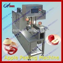 commercial fruit peeling coring slicing machine