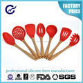 Heat-Resistant Silicone Kitchen Tools Cooking Utensil Set-Solid Silicone Kitchen Cooking Tools/New Silicone Kitchen Products