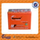Chinese best quality wholesale price sealed maintenance free 12v 7ah 12n7 3a motorcycle battery for Nigeria market
