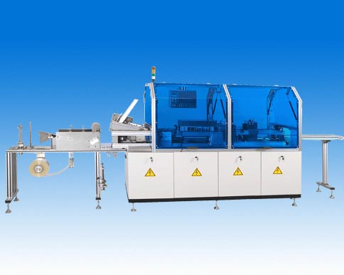 Automatic PVC Card Wrapping Machine ( Packing Machine )
