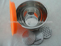 High quality stainless steel insulated bowl