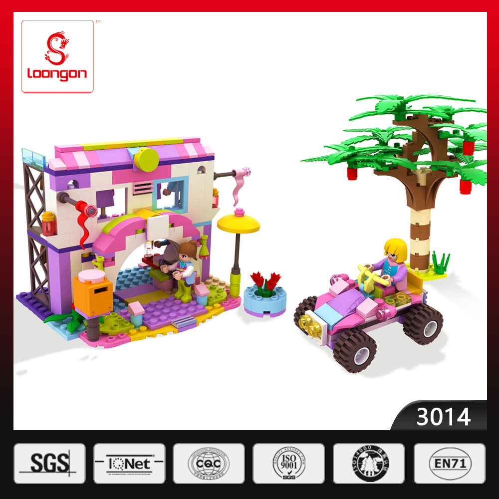 COGO 8 in 1 toy building brick for kids