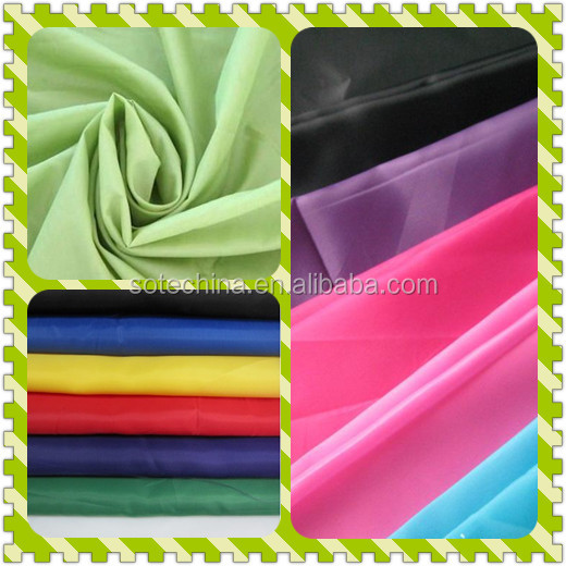 2017 HOT 150T,160T,170T,180T,190T,210T,230T,290T taffeta Polyester fabric - 100 polyester fabric