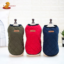 Economical Custom Design Colorful Warm Pet Clothes Winter Coat For Dogs