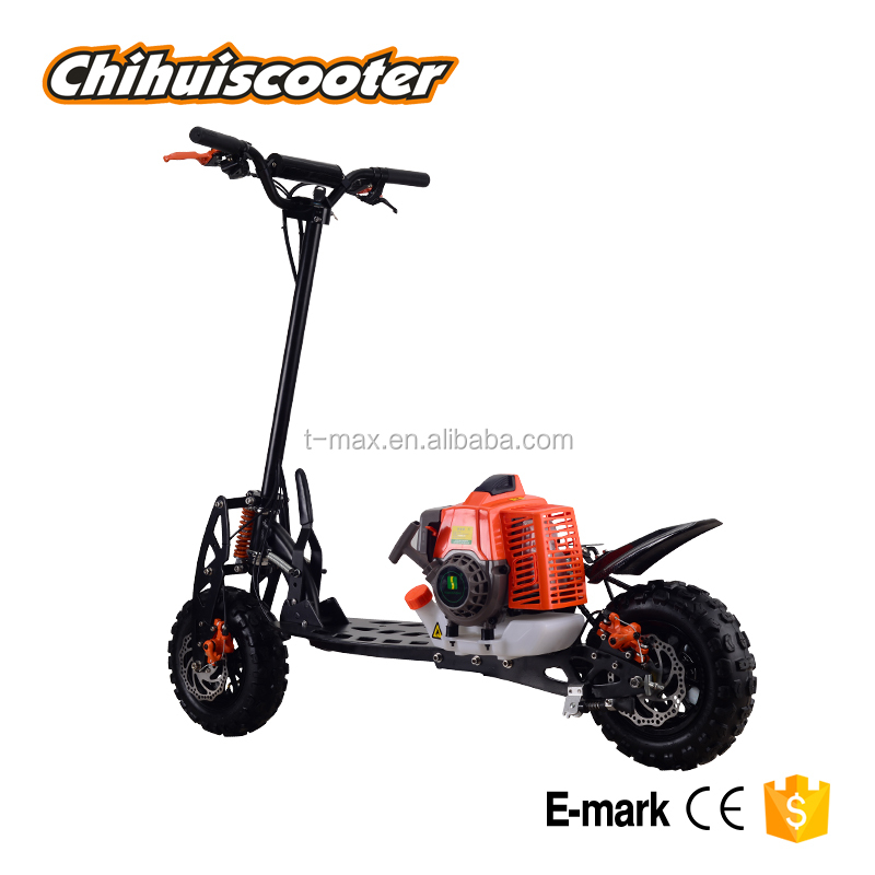 2016 cheap 49cc 2 stroke gas scooter for sale