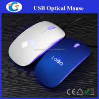 Gift Computer Mouse Optical Mouse FCC Standard For Laptop