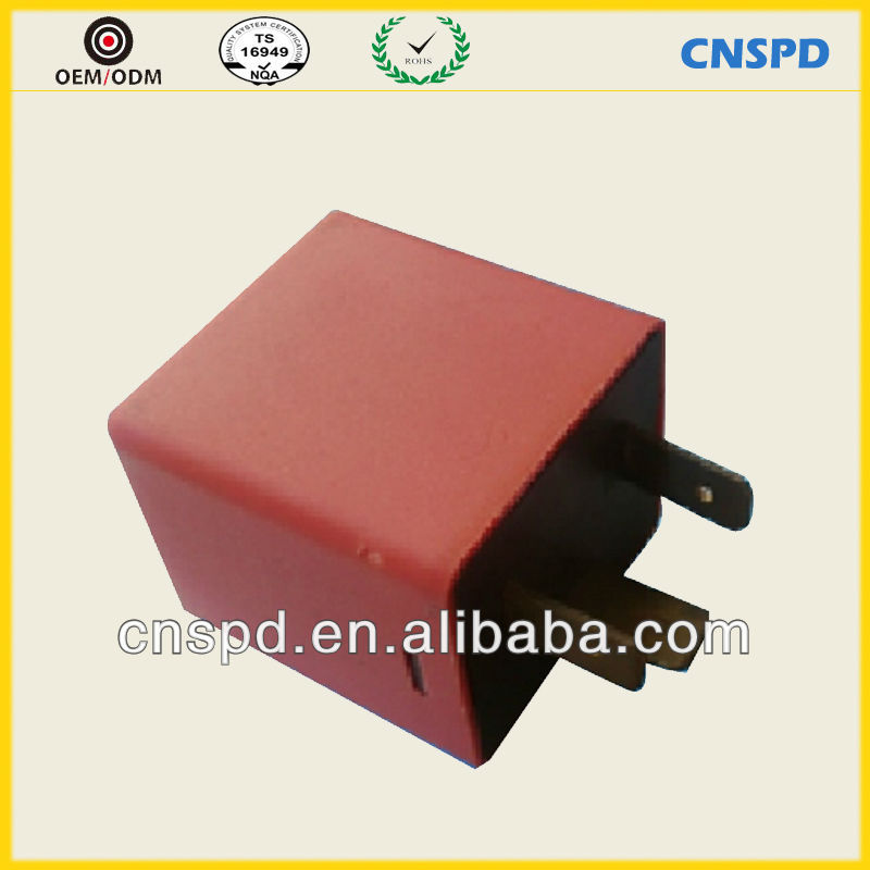 12V 3pin Universal Electronic Flasher Relay