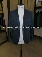 Men's Jackets Normal Fit Autumn/Winter 100% Cotton!! 100% MADE IN ITALY!!! DiDioGroup