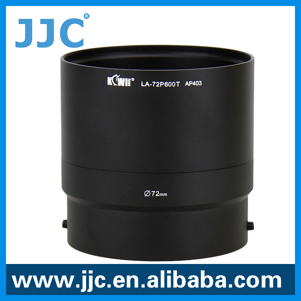 JJC China manufacturer 72mm filter mount camera lens adapter ring