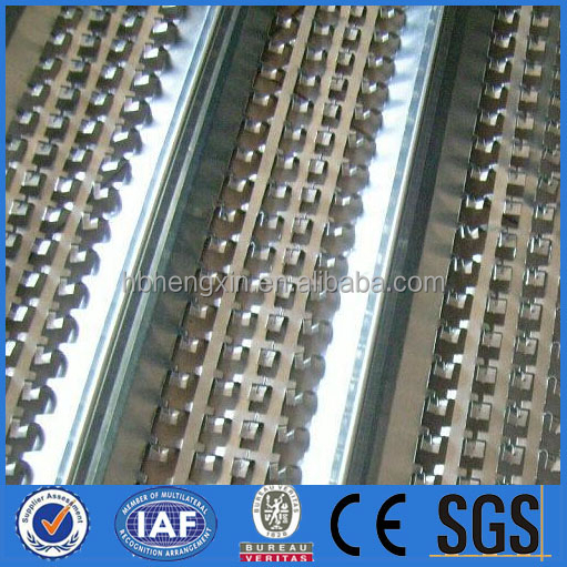 excellent engineering quality metal lath hy-rib mesh high ribbed formwork