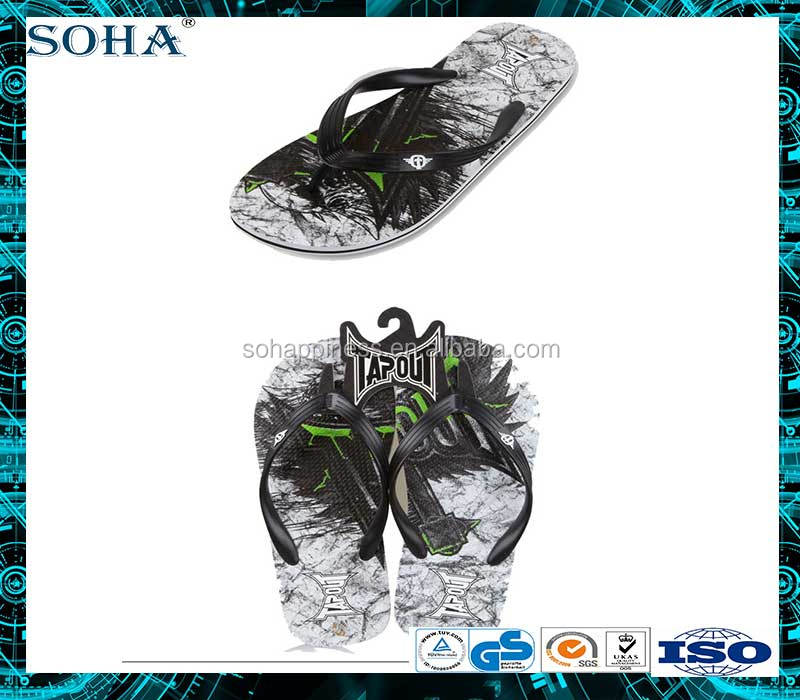 100 high rubber content Custom Rubber ipanema flip flop havaiana wholesale