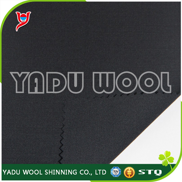 Worsted suit fabric / 100 percent wool fabric manufacturers